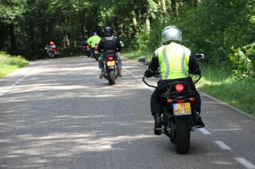 Motorrijbewijspoint Hoofddorp motor lesplan