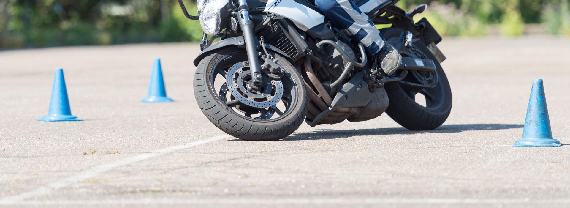 Motorrijbewijspoint Hoofddorp rijtest